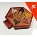 Gem Stones Chinese Checkers