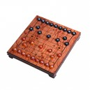 Deluxe Xiangqi Set - Agate & Rosewood