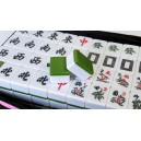 Mahjong Classic Club Green Back