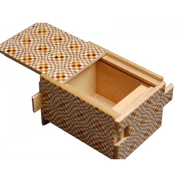 japanese puzzle box how to open
