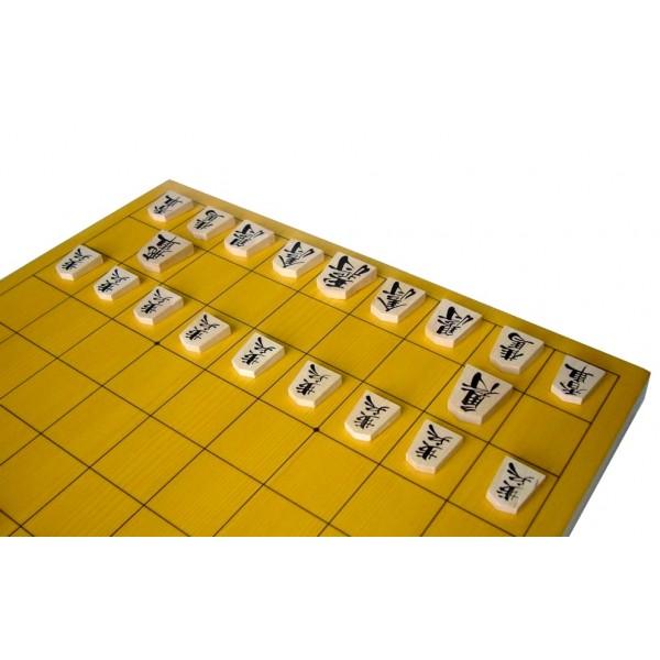 buy wooden shogi pieces japanese chess aobo shogi store
