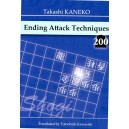 Ending Attack Techniques 200 Shogi Book